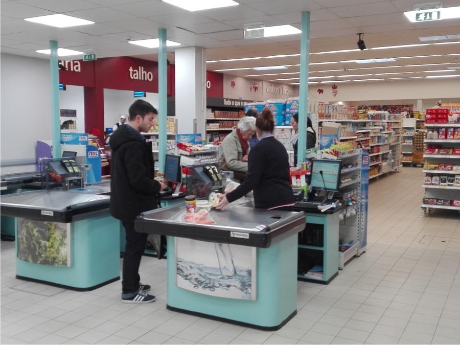 Novo supermercado