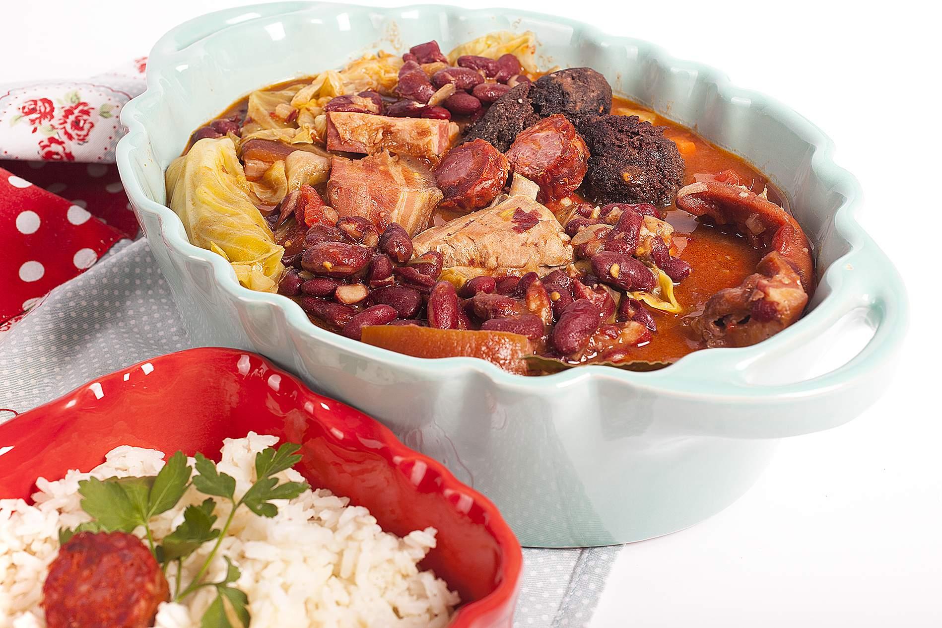 Receitas carne tradicionais