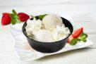 Receita gelado baunilha